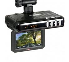 Видеорегистратор Subini STR GH1-FS с радар-детектором