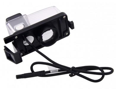 Камера заднего вида с динамической разметкой Pleervox для Nissan Patrol 1997-2010, Tiida sedan