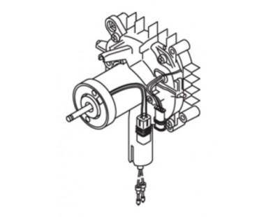 Нагнетатель воздуха АТ 2000 ST MB Webasto (9006492A)