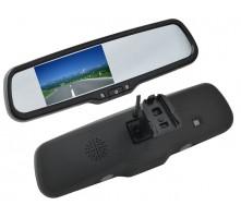 Универсальное зеркало заднего вида SWAT VDR-TY-05