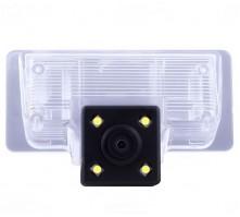 Камера заднего вида для Nissan Frontier (Silver Star)