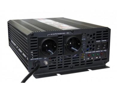 Автомобильный преобразователь напряжения AcmePower AP-UPS1500/12