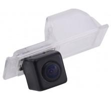 Камера заднего вида Pleervox для Opel Astra J универсал