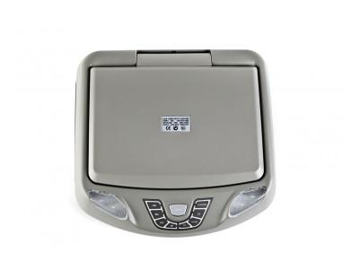 Потолочный монитор с DVD  (11 дюймов, серый) ERGO ER11K