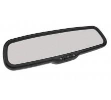 """Зеркало с монитором 4,3"""" Redpower M43 Light универсальное (пластина-крепление U)"""