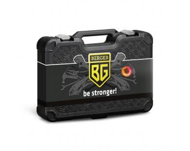 Набор автоинструментов BERGER 55 предметов (BG055-14)