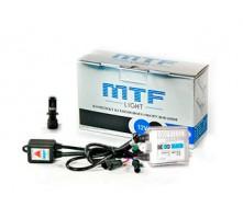 Биксенон для мотоцикла MTF-Light Slim Line H4 5000K (35 Вт)
