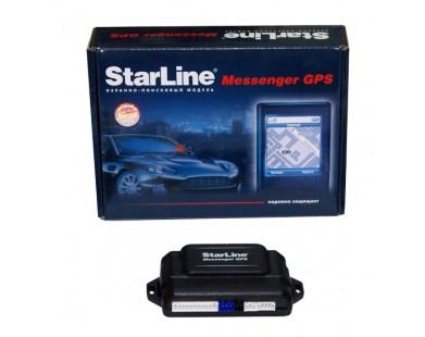 Охранно-поисковый модуль StarLine Messenger GPS M30