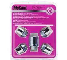 Комплект секретных гаек McGard 24214 SU M14х1,5 (4 гайки, ключ 21 мм)