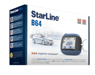 StarLine В64 2CAN SLAVE