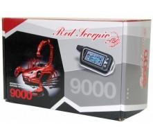 Red Scorpio 9000