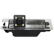 Камера заднего вида для Opel Zafira (Silver Star)