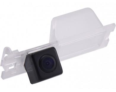 Камера заднего вида с динамической разметкой Pleervox для Fiat Freemont
