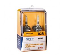 Ксеноновые лампы MTF Light Absolute Vision D2R 4800K