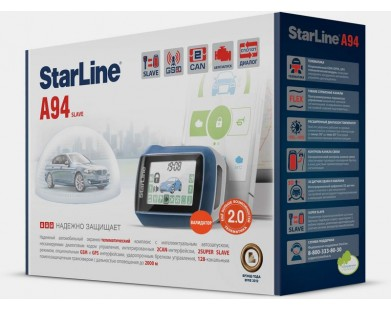 StarLine А94 2CAN 2SLAVE+S-20.3