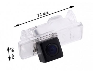 Камера заднего вида Pleervox PLV-CAM-MB04 для Mercedes Sprinter