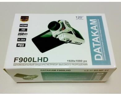 Видеорегистратор DataKam F900LHD