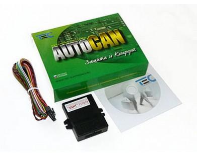 CAN модуль Tec AutoCAN-S-v5