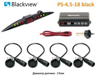 Парктроник Blackview PS-4.5-18 Black