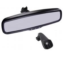 Зеркало Pleervox PLV-MIR-43STC с монитором и крепежом для Peugeot (ультраяркий экран 4.3 дюйма)