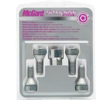 Комплект секретных болтов McGard 27000 SL M14x1,25 (4 болта, ключ 19 мм)