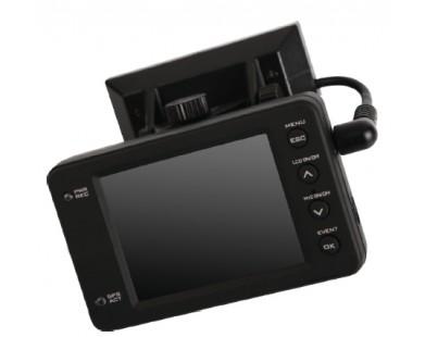Видеорегистратор с GPS-приёмником Polyvision PVDR-0165