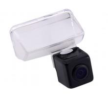 Камера заднего вида с динамической разметкой Pleervox для Toyota Camry V50