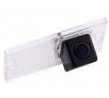 Камера заднего вида с динамической разметкой Pleervox для Kia Sportage 2004-2009 г.в