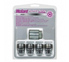 Комплект секретных гаек McGard 24658 SL M14х1,5 (4 гайки, ключ 21 мм)