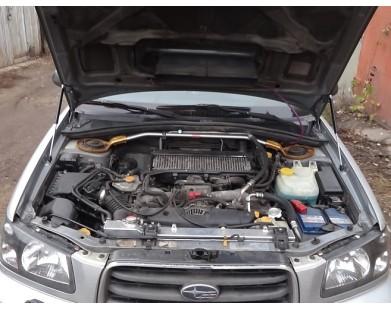 Упоры капота для Subaru Forester 2 SG5