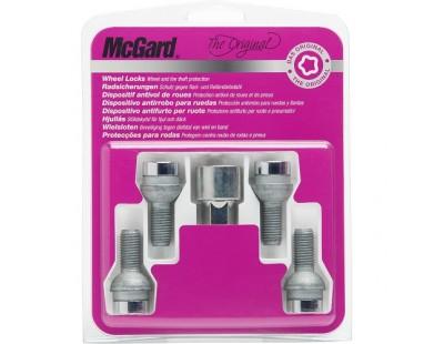 Комплект секретных болтов McGard 28028 SU M12x1,5 (4 болта, ключ 17 мм)