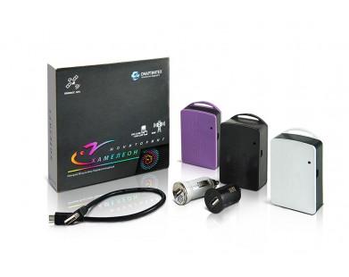 GPS маяк-трекер Хамелеон 3в1