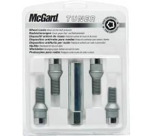 Комплект секретных болтов McGard 27200 SL M14x1,5 (4 болта, ключ 17 мм)
