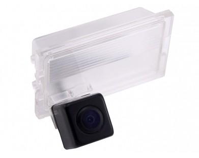Камера заднего вида с динамической разметкой Pleervox для Land Rover Discovery, Freelander, Range Rover Sport