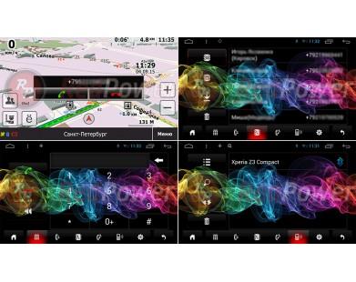 Штатная магнитола Redpower для Toyota Camry V40, 06-11 г.в. (на Android)