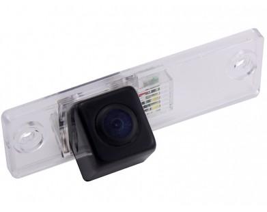 Камера заднего вида с динамической разметкой Pleervox для Toyota Highlander 2001-2007, Prado