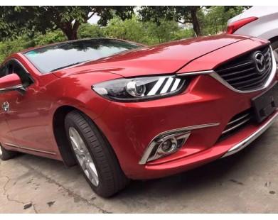 Передние фары LD type для Mazda 6 2013+