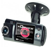 Видеорегистратор xDevice BlackBox-28 Dual