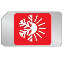 Термо SIM карта для GPS/ГЛОНАСС трекеров Navixy