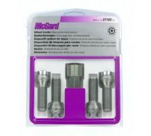 Комплект секретных болтов McGard 27208 SU M14x1,5 (4 болта, ключ 17 мм)