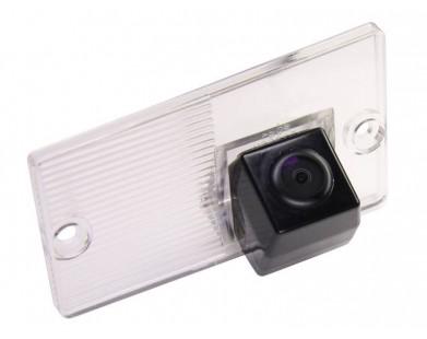 Камера заднего вида с динамической разметкой Pleervox для Kia Sorento II
