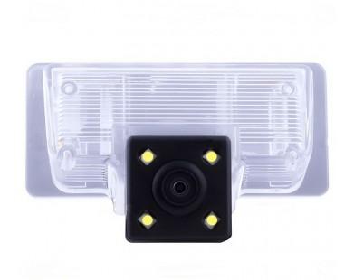 Камера заднего вида для Nissan Teana 08 (Silver Star)