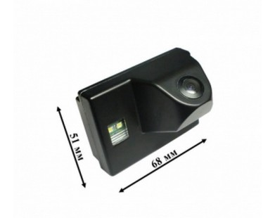 Камера заднего вида для Lexus LX470 (Pleervox)