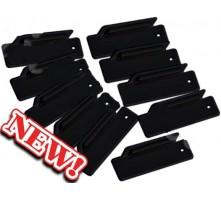 Комплект магнитных держателей для шторок Laitovo (1 упаковка)