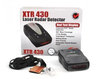 Радар-детектор Whistler XTR 430