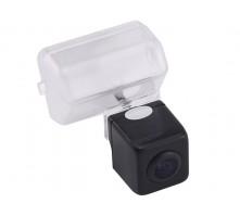 Камера заднего вида с динамической разметкой Pleervox для Mazda CX5, CX7, CX9, 6 2002-2007