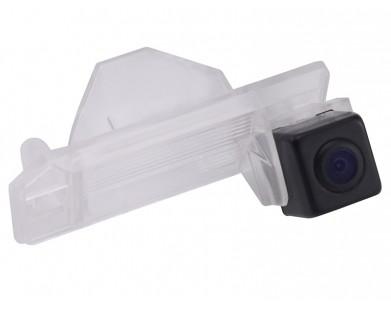 Камера заднего вида с динамической разметкой Pleervox для Peugeot 4008