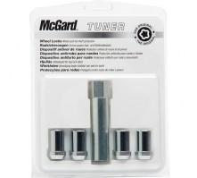 Комплект секретных гаек McGard 25257 SU M12х1,5 (4 гайки, ключ 21 мм)