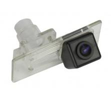 Камера заднего вида с динамической разметкой Pleervox для Kia Ceed (универсал) от 2012 г.в., Cerato от 2012 г.в