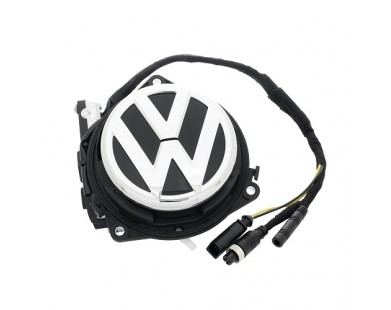 Камера заднего вида в логотип SWAT VDC-200 для Volkswagen Transporter